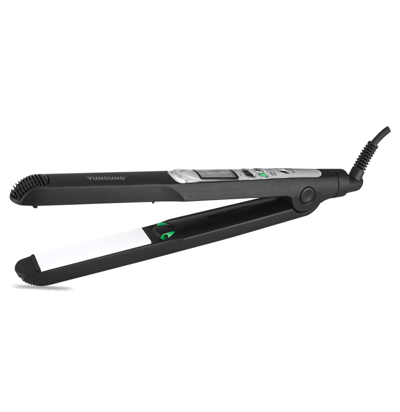 Professional LCD Ionic Function Hair Straightener