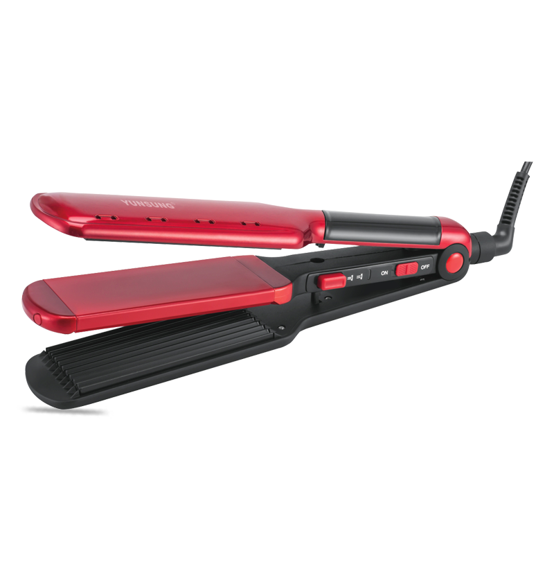 2 In 1 Professional hair straightener