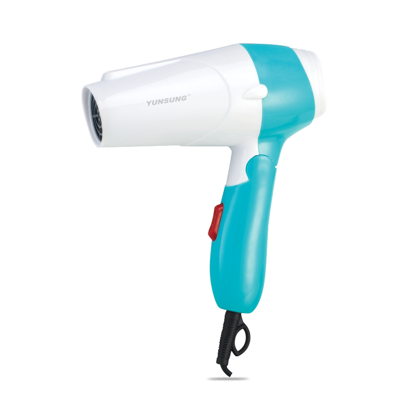 Profession Electric Hair Blow Dryer Mini Foldable Hair Dryer
