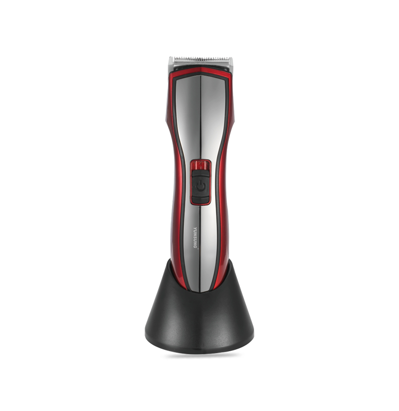 Stainless steel professional hair clipper