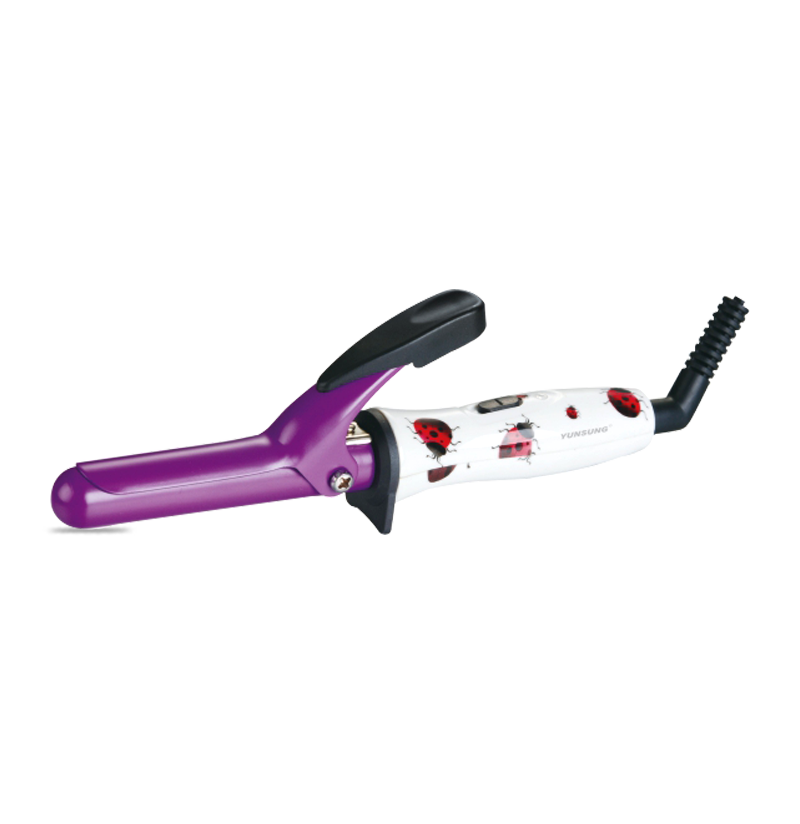 Mini Portable Curling Iron Hair Curler